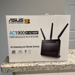 Asus Wi-fi Router for Sale in New Braunfels,  TX