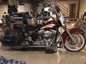 2006 Harley Davidson Heritage Softail for Sale in Spout Spring, VA