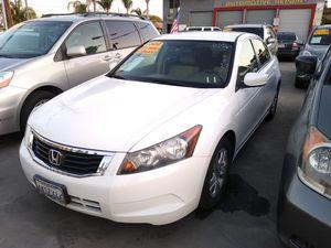 2009 Honda Accord EZ CREDIT MUY FÁCIL DE LLEVAR/EZ CREDIT *323*560*18*44* 4814 GAGE AVE BELL Ca for Sale in South Gate, CA