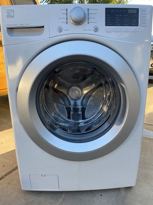 WASHER FRONT LOAD KENMORE HEAVY DUTY ULTRA CAPACITY PLUS for Sale in Fontana, CA