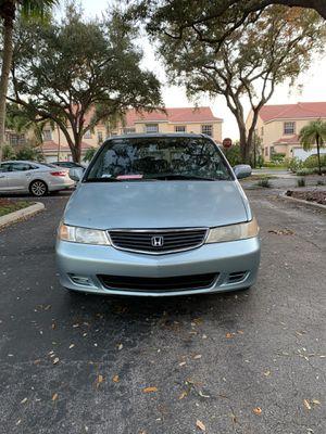 2003 Honda Odyssey (fair condition) for Sale in Pompano Beach, FL