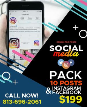 SOCIAL MEDIA BUSINESS SALEEEE! !! for Sale in Miami Gardens, FL