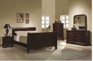 Queen Bedroom Set for Sale in Naples, FL