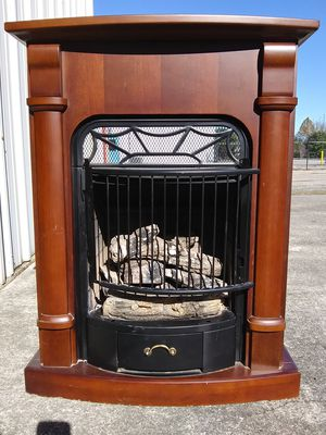 Propane on natural gas heater for Sale in Bay St. Louis, MS