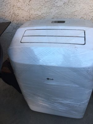 LG PORTABLE AC UNIT for Sale in Irwindale, CA