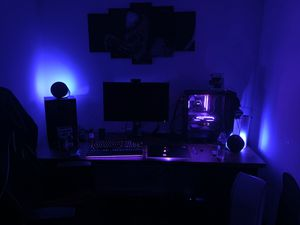 Gaming pc and set up for Sale in Hackensack, NJ