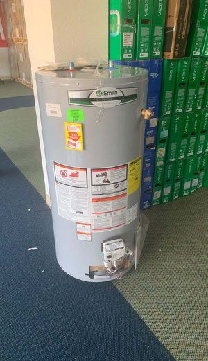 AO SMITH 40G WATER HEATER DJ for Sale in Chino Hills, CA