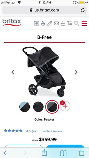 Brand New Britax B-Free Stroller for Sale in New York, NY