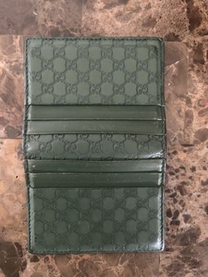 Gucci card wallet for Sale in Orlando, FL