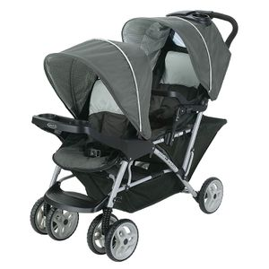 Double stroller duoglider for Sale in Fresno, CA