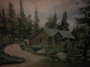 Original John Wedekind painting(make an offer) for Sale in Colton, CA