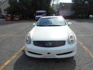 2007 INFINITI G35 Coupe for Sale in Arlington, VA