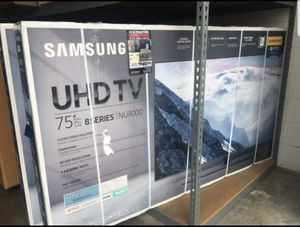 "75"" Samsung 4k uhd hdr smart 240mr led Tv for Sale in Yorba Linda, CA"