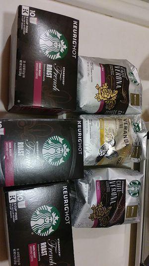 Starbucks. Any 3 for 10 dollars for Sale in Fort Wayne, IN