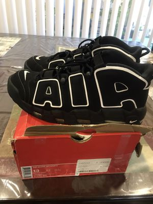 Nike Air More Uptempo Sz 13 $120 for Sale in Glendale, AZ