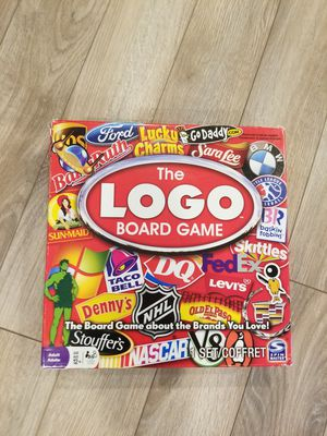 logo board game for Sale in Lake Zurich, IL