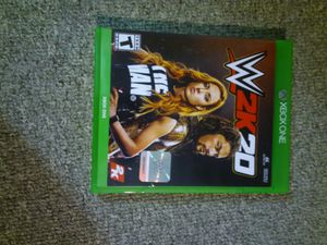 WWE 2K20(XBOX ONE) for Sale in Whitehall, OH
