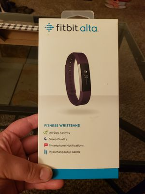 Fitbit alta for Sale in Indianapolis, IN