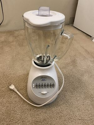 Osterizer blender for Sale in Dracut, MA