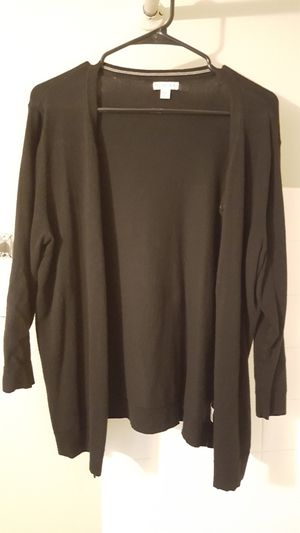 2XL Women's Cardigan Sweater for Sale in Cleveland, OH