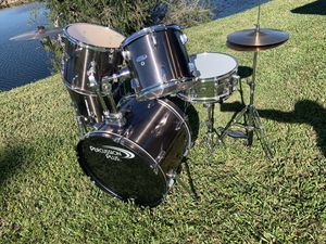 Percussion Plus Drum Set for Sale in Miami, FL