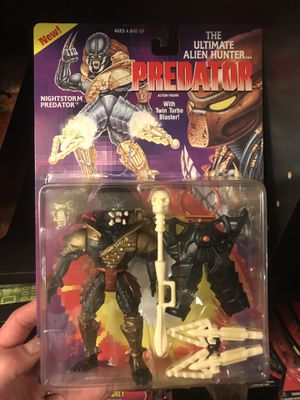 Predator nightstorm predator action figure for Sale in Payson, AZ