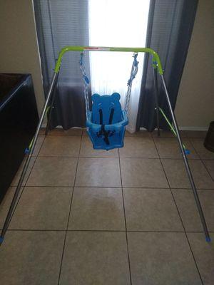 Toddler swing for inside or outside for Sale in Phoenix, AZ