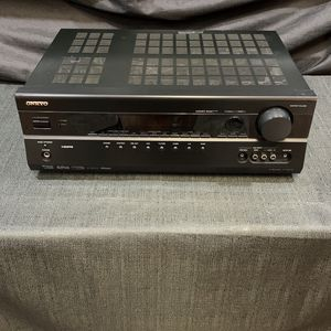 Onkyo HT-R670 Home Theater Receiver Surround Sound for Sale in Dahlonega, GA