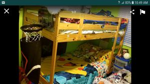 twin bunk beds $50 for Sale in Tacoma, WA
