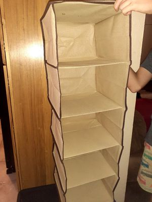 Collapsible Closet Organizer for Sale in Chandler, AZ