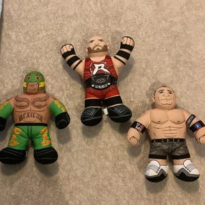 ATTN COLLECTORS!!!! WWE Wrestling Buddy Lot Of 7!!!! for Sale in Jackson Township, NJ