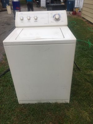 Whirlpool Washer for Sale in Indianapolis, IN