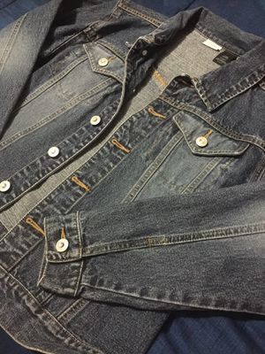 Jean jacket for Sale in Encinal, TX