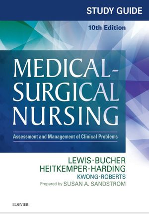 Medical-Surgical Nursing (Assessment and Management of Clinical Problem [pdf/eBook] - $30 for Sale in Anaheim, CA