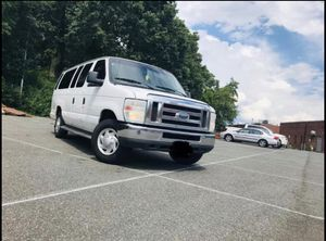 2013 Ford e350 van for Sale in Takoma Park, MD