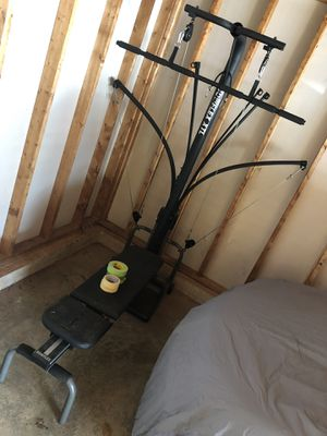 BowFlex total gym for Sale in Silver Spring, MD