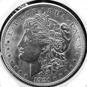 1921 MORGEN SILVER DOLLAR! for Sale in Brooklyn, NY