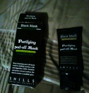 Charcoal peel-off face mask for Sale in Pomona, CA