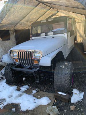 1989 Jeep Wrangler for Sale in Trenton, NJ