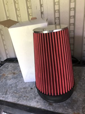Air filter for cold air for Sale in Fort Pierce, FL