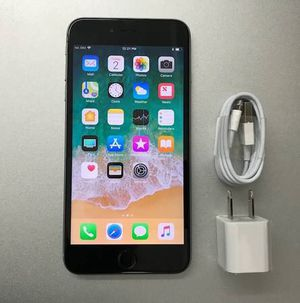 IPhone 6 Plus (GRANDE) GSM Unlocked Tmobile ATT Metropcs Simple Cricket International Mexico Nicaragua Excellent condition Comes with generic charger for Sale in Long Beach, CA