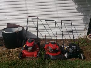 New And Used Lawn Mower For Sale In Chesapeake Va Offerup