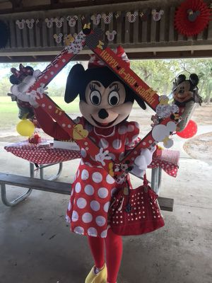 Have Minnie at your child's birthday party for Sale in Hialeah, FL