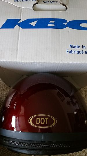 KBC motorcycle helmet large for Sale in Euclid, OH