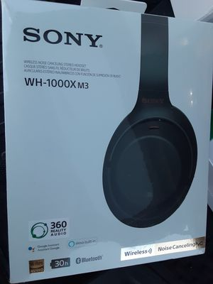 Sony pro wireless headphones for Sale in West Covina, CA