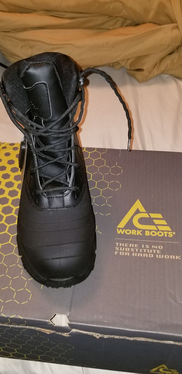 ACE Fargo CT Work Boots