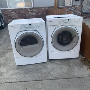 Washer And Dyer Electric Free for Sale in San Lorenzo, CA