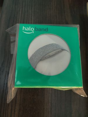 Amazon Halo - NEW Early Access Item - Large Winter/Silver for Sale in Buena Park, CA