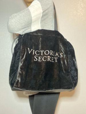 Victoria's Secret Velvet Tote Bag for Sale in Red Oak, TX