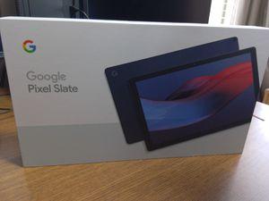 Google Pixel Slate Tablet (Chromebook) for Sale in Greenville, SC